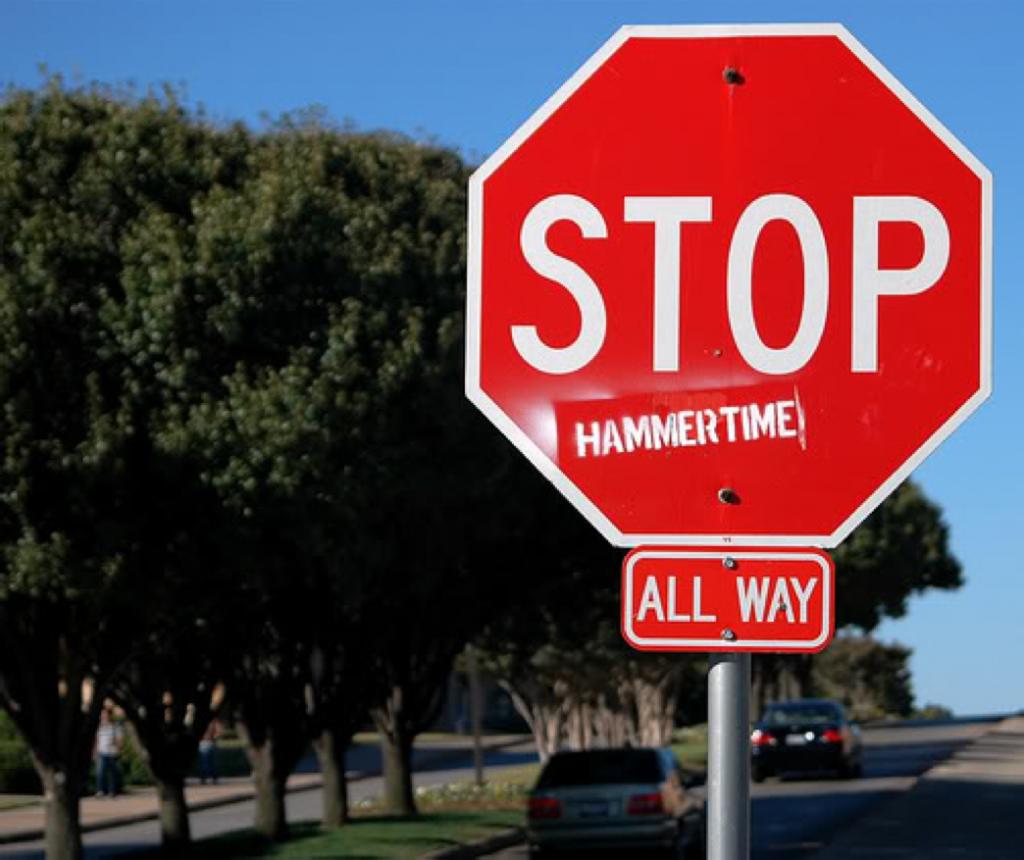 STOP! Urzua Cris