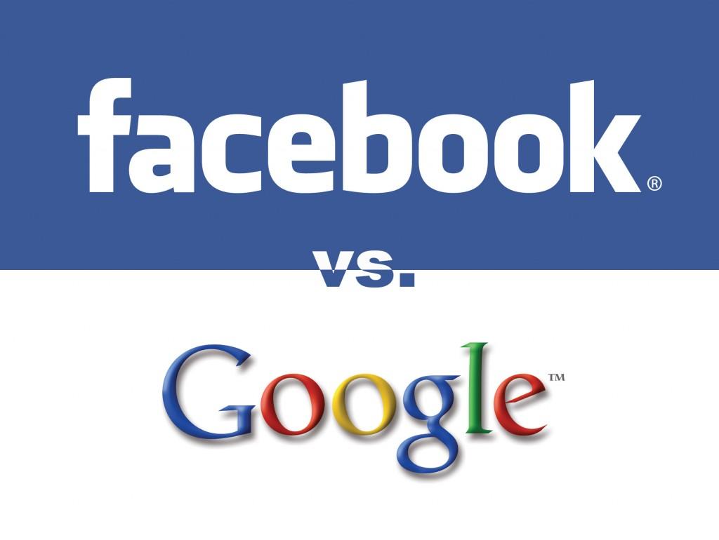 Google VS Facebook Cris Urzua Ventas