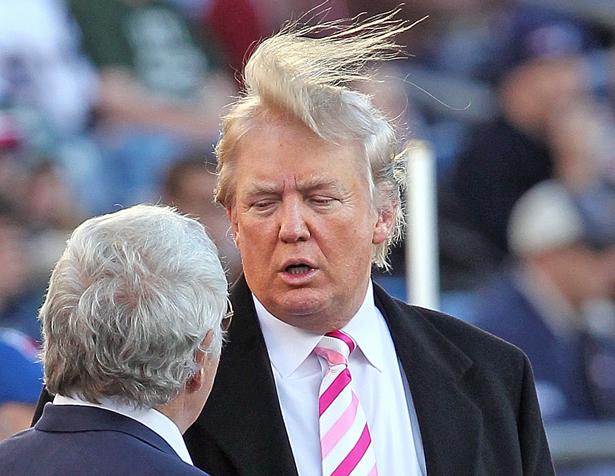Cris Urzua Donald Trump 2