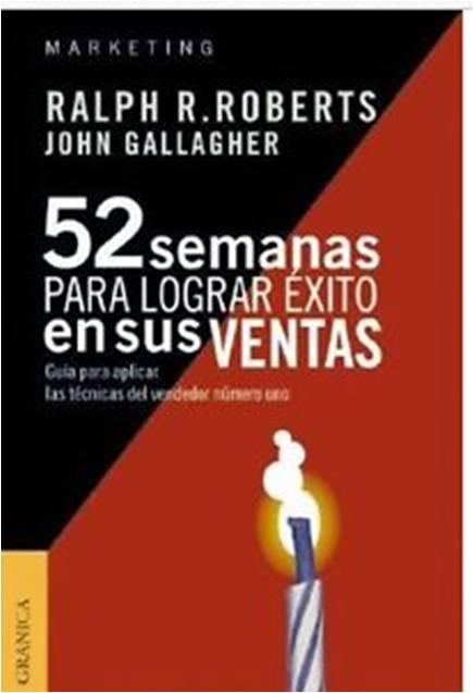 10 Buenos Libros de Ventas Cris Urzua 52 Semanas