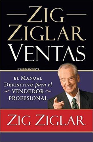 10 Buenos Libros de Ventas Cris Urzua Zig Ziglar