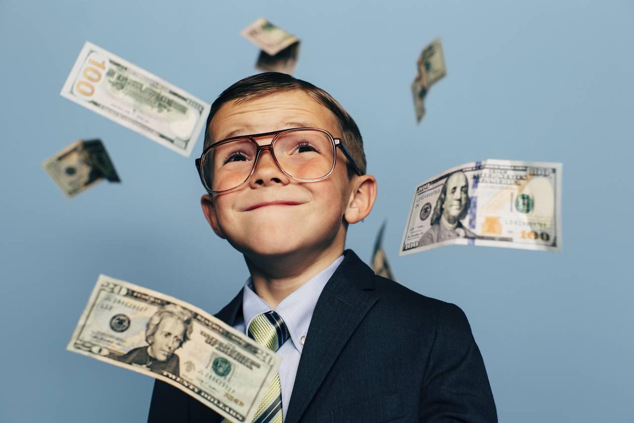 Cuatro expertos vs el dinero